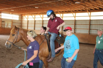 Open House, Horses and Horizons Therapeutic Learning Center, West Penn Township, 6-7-2015 (69)