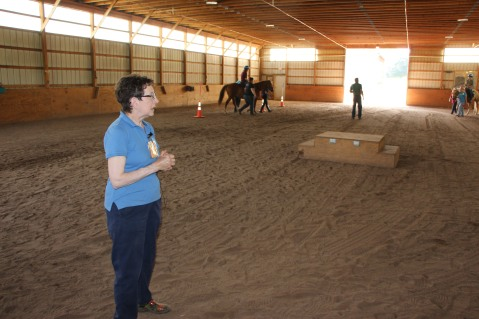 Open House, Horses and Horizons Therapeutic Learning Center, West Penn Township, 6-7-2015 (75)
