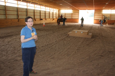Open House, Horses and Horizons Therapeutic Learning Center, West Penn Township, 6-7-2015 (76)