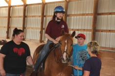 Open House, Horses and Horizons Therapeutic Learning Center, West Penn Township, 6-7-2015 (77)
