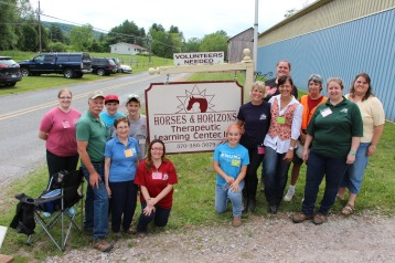 Open House, Horses and Horizons Therapeutic Learning Center, West Penn Township, 6-7-2015 (83)
