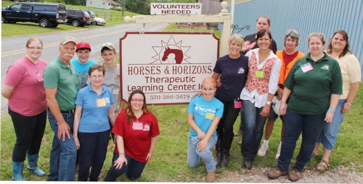 Open House, Horses and Horizons Therapeutic Learning Center, West Penn Township, 6-7-2015 (86)