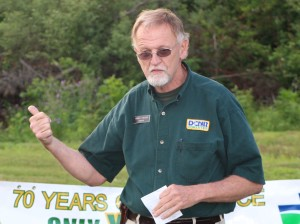 Frank Snyder, Service Forester, discusses trees and proper ways to care for them.