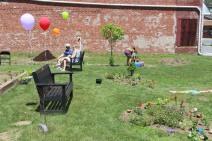 Season Grand Opening, Lansford Community Garden, Lansford, 6-13-2015 (1)