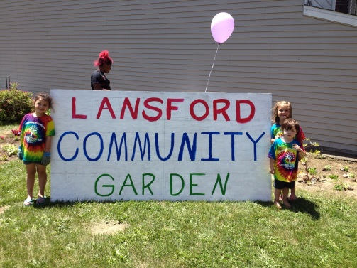 Season Grand Opening, Lansford Community Garden, Lansford, 6-13-2015 (125)