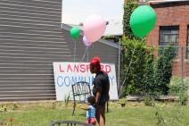 Season Grand Opening, Lansford Community Garden, Lansford, 6-13-2015 (2)