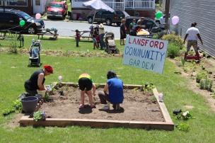 Season Grand Opening, Lansford Community Garden, Lansford, 6-13-2015 (34)