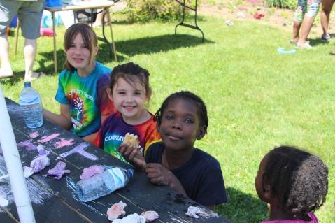 Season Grand Opening, Lansford Community Garden, Lansford, 6-13-2015 (53)