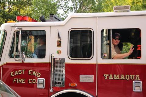 Tamaqua Little League Parade, Broad Street, Tamaqua, 6-21-2015 (100)