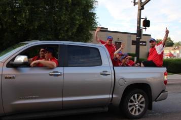Tamaqua Little League Parade, Broad Street, Tamaqua, 6-21-2015 (65)