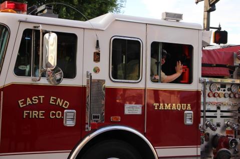 Tamaqua Little League Parade, Broad Street, Tamaqua, 6-21-2015 (97)