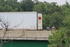 3 Tractor Trailer Accident, Mile Marker 126, Interstate 81, 7-30-2015 (11)
