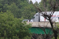 3 Tractor Trailer Accident, Mile Marker 126, Interstate 81, 7-30-2015 (12)