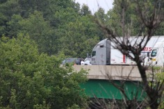 3 Tractor Trailer Accident, Mile Marker 126, Interstate 81, 7-30-2015 (14)