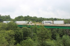 3 Tractor Trailer Accident, Mile Marker 126, Interstate 81, 7-30-2015 (26)