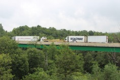3 Tractor Trailer Accident, Mile Marker 126, Interstate 81, 7-30-2015 (30)