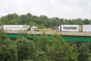 3 Tractor Trailer Accident, Mile Marker 126, Interstate 81, 7-30-2015 (37)