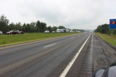 3 Tractor Trailer Accident, Mile Marker 126, Interstate 81, 7-30-2015 (44)