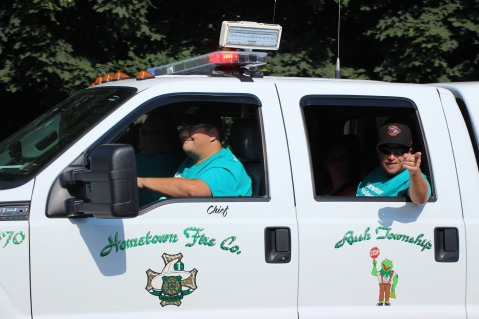 Apparatus Parade via Tuscarora Fire Company, Tuscarora, 7-25-2015 (107)