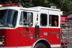 Apparatus Parade via Tuscarora Fire Company, Tuscarora, 7-25-2015 (125)