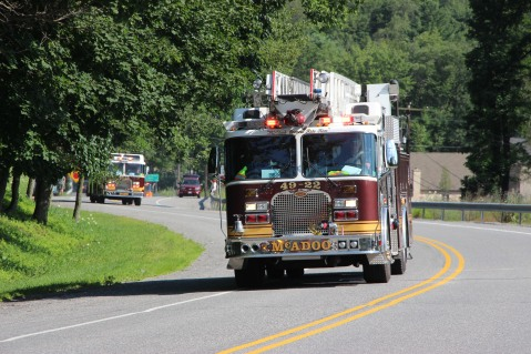 Apparatus Parade via Tuscarora Fire Company, Tuscarora, 7-25-2015 (154)