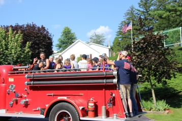 Apparatus Parade via Tuscarora Fire Company, Tuscarora, 7-25-2015 (31)