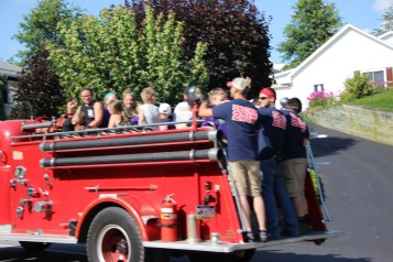 Apparatus Parade via Tuscarora Fire Company, Tuscarora, 7-25-2015 (32)
