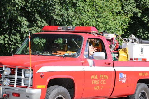 Apparatus Parade via Tuscarora Fire Company, Tuscarora, 7-25-2015 (63)