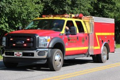 Apparatus Parade via Tuscarora Fire Company, Tuscarora, 7-25-2015 (78)