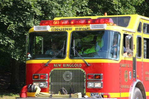 Apparatus Parade via Tuscarora Fire Company, Tuscarora, 7-25-2015 (85)