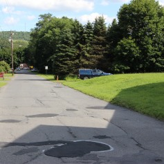 Possible Locations of Duck Crossing, Warning Signs, Schuylkill Avenue, Tamaqua (9)
