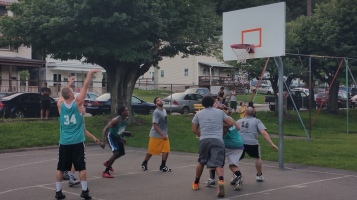 Summer ESRC Basketball Finals, North and Middle Ward Playground, Tamaqua, 7-22-2015, (301)