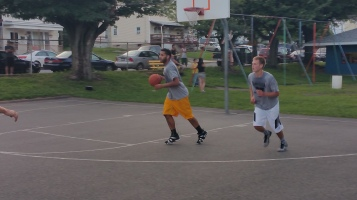 Summer ESRC Basketball Finals, North and Middle Ward Playground, Tamaqua, 7-22-2015, (303)