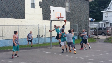 Summer ESRC Basketball Finals, North and Middle Ward Playground, Tamaqua, 7-22-2015, (306)