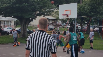 Summer ESRC Basketball Finals, North and Middle Ward Playground, Tamaqua, 7-22-2015, (310)