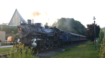 1928 Baldwin 425 Steam Engine, from Eric Becker, Train Station, Tamaqua, 8-29-2015 (13)