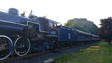1928 Baldwin 425 Steam Engine, from Eric Becker, Train Station, Tamaqua, 8-29-2015 (17)