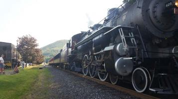 1928 Baldwin 425 Steam Engine, from Eric Becker, Train Station, Tamaqua, 8-29-2015 (2)