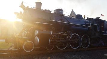 1928 Baldwin 425 Steam Engine, from Eric Becker, Train Station, Tamaqua, 8-29-2015 (25)