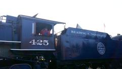 1928 Baldwin 425 Steam Engine, from Eric Becker, Train Station, Tamaqua, 8-29-2015 (26)
