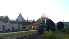 1928 Baldwin 425 Steam Engine, from Eric Becker, Train Station, Tamaqua, 8-29-2015 (31)