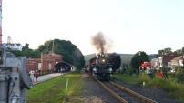 1928 Baldwin 425 Steam Engine, from Eric Becker, Train Station, Tamaqua, 8-29-2015 (33)