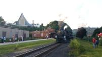 1928 Baldwin 425 Steam Engine, from Eric Becker, Train Station, Tamaqua, 8-29-2015 (34)