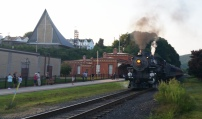 1928 Baldwin 425 Steam Engine, from Eric Becker, Train Station, Tamaqua, 8-29-2015 (35)