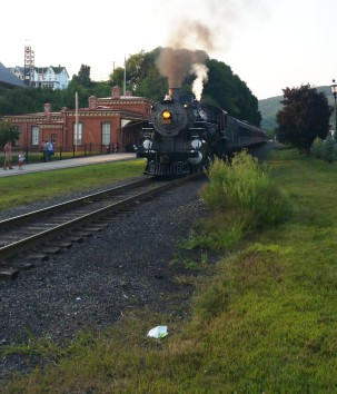 1928 Baldwin 425 Steam Engine, from Eric Becker, Train Station, Tamaqua, 8-29-2015 (36)