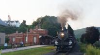1928 Baldwin 425 Steam Engine, from Eric Becker, Train Station, Tamaqua, 8-29-2015 (38)