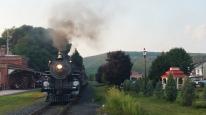 1928 Baldwin 425 Steam Engine, from Eric Becker, Train Station, Tamaqua, 8-29-2015 (39)