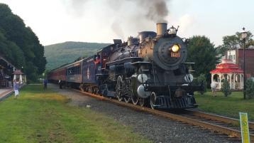 1928 Baldwin 425 Steam Engine, from Eric Becker, Train Station, Tamaqua, 8-29-2015 (43)