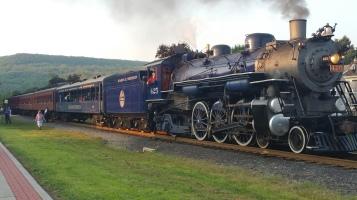 1928 Baldwin 425 Steam Engine, from Eric Becker, Train Station, Tamaqua, 8-29-2015 (44)