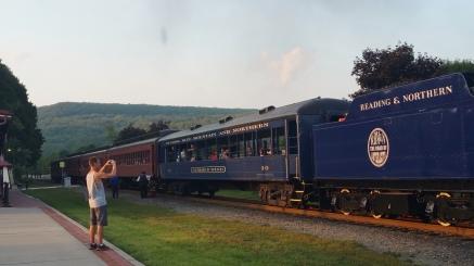 1928 Baldwin 425 Steam Engine, from Eric Becker, Train Station, Tamaqua, 8-29-2015 (46)